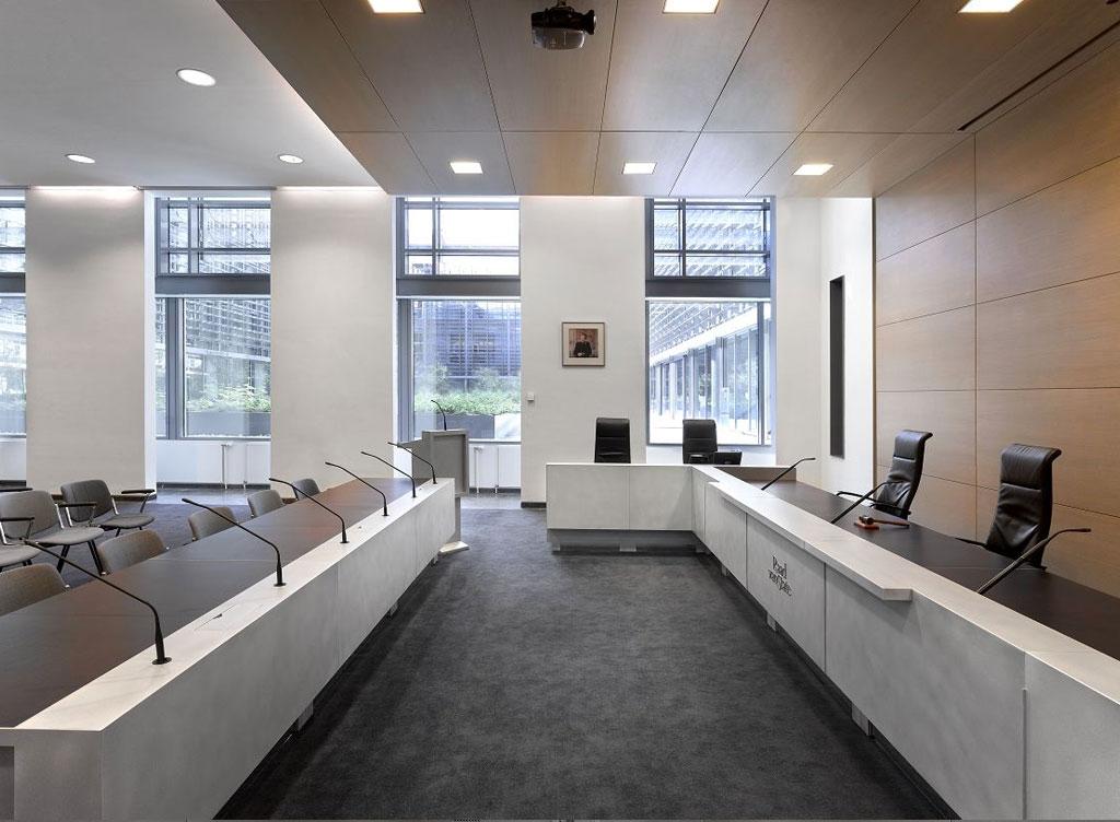 Bronnenberg portfolio interieur architectuur for Interieur architectuur