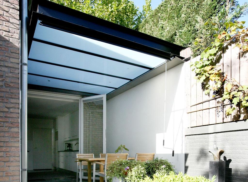 Bronnenberg portfolio wonen - Architectuur staal corten ...